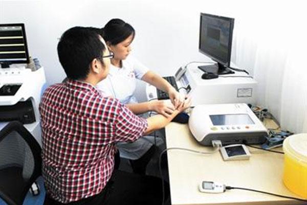 中医体质辨识仪体质辨识治未病关系偏颇体质状态